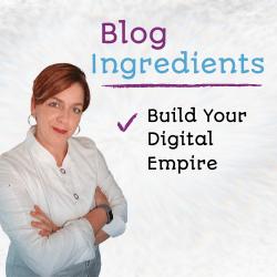 Blog Ingredients